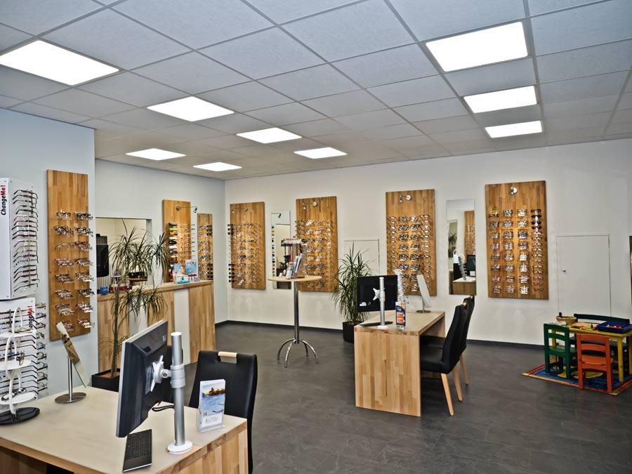 Pohl Augenoptik LED