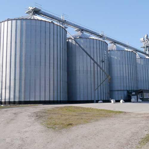 Landwirtschaftliche Anlagen